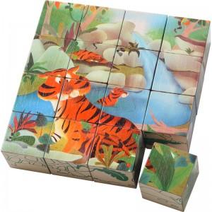 S413C Wildlife Puzzle Cubes