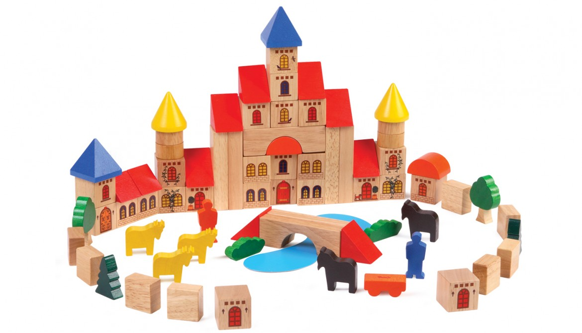 S503A Castle Building Blocks