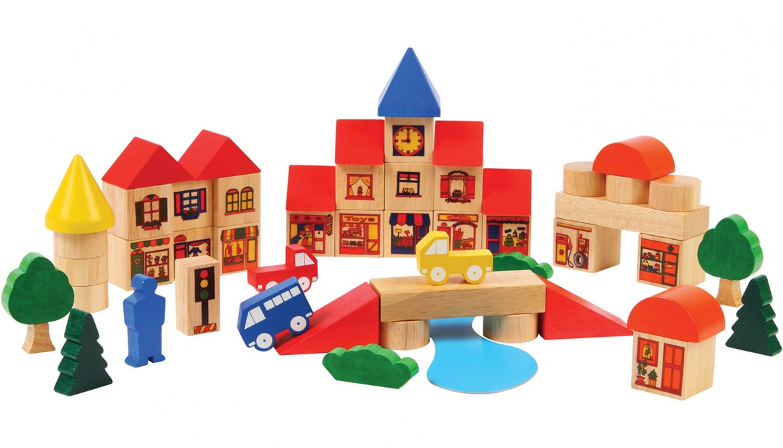 S505A Town Blocks