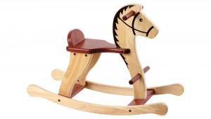 S023G Rocking Horse