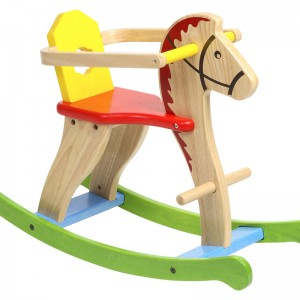 S023K My Rocking Horse with Child Guard