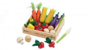 S033B Crate of Vegetables