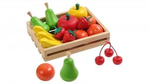 S033C Crate of Fruit