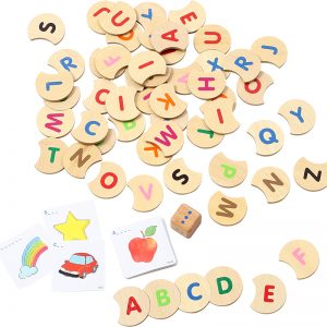 S609L Alphabet Puzzle