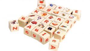 S624 Alphabet Blocks