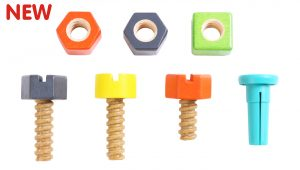 S706B Nuts and Bolts