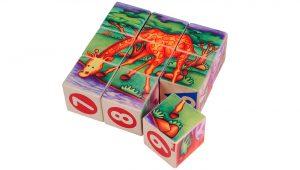 S413 Safari Cubes